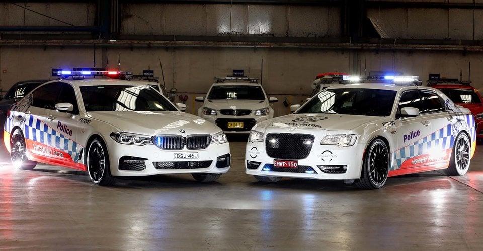 Chrysler 300 Srt Core Joins Nsw Police Fleet Caradvice