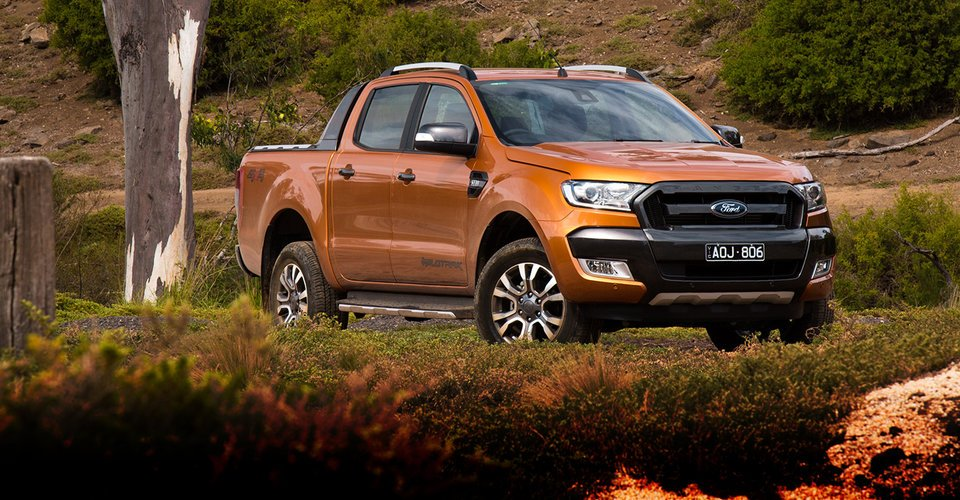2018 ford ranger wildtrak review caradvice. Black Bedroom Furniture Sets. Home Design Ideas