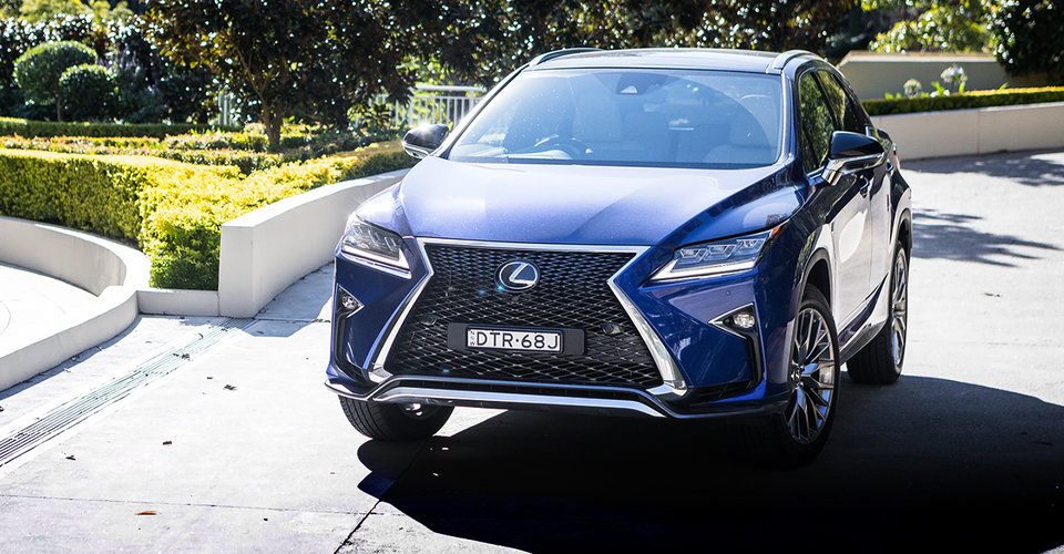 Toyota Build And Price >> 2018 Lexus RX300 F Sport review | CarAdvice