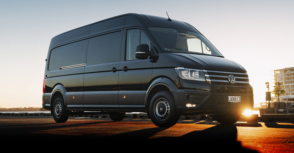 2018 volkswagen crafter review caradvice. Black Bedroom Furniture Sets. Home Design Ideas