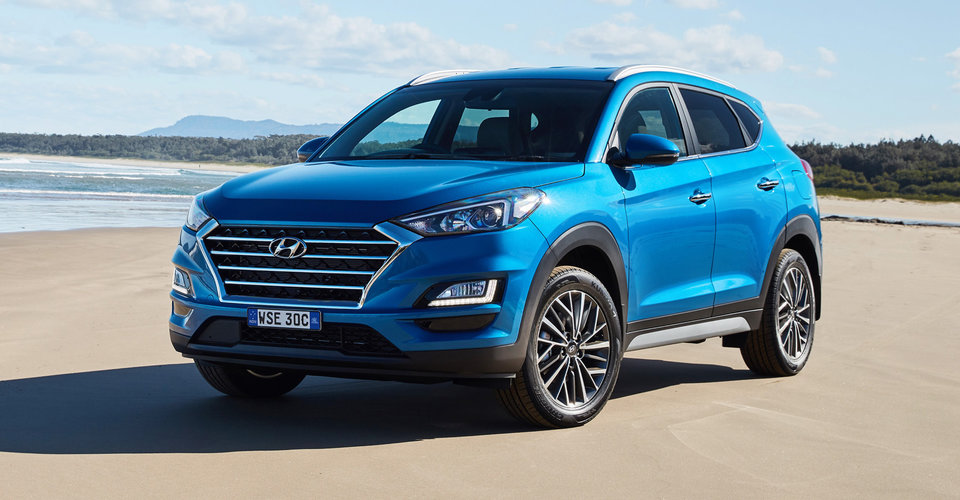 2019 hyundai tucson pricing and specs caradvice. Black Bedroom Furniture Sets. Home Design Ideas