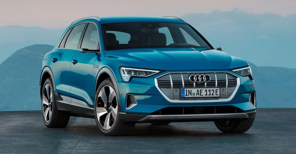 Audi Etron Quattro Revealed Set For Australia Next Year - Audi etron