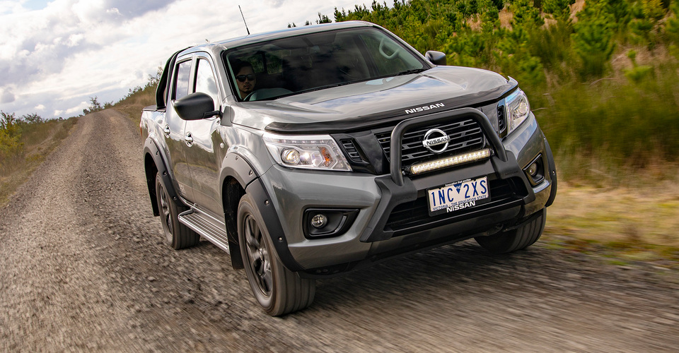 Nissan Navara Silverline, Black Edition launched | CarAdvice