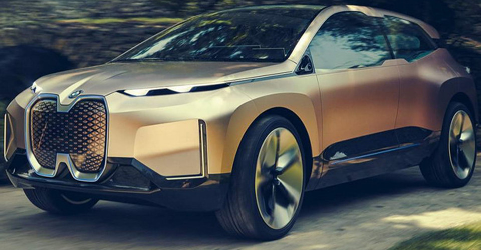 Bmw inext concept leaked caradvice for Hyundai motor finance overnight address