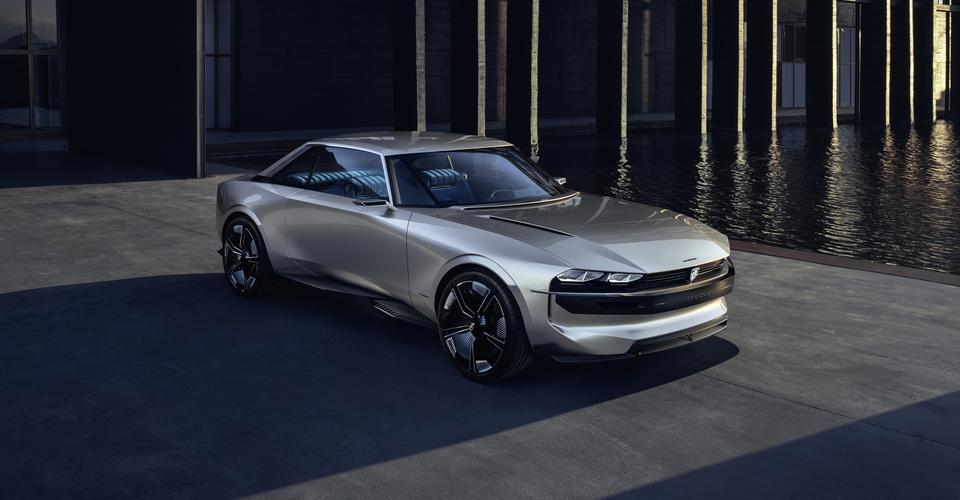 Peugeot E Legend Concept Revealed Caradvice