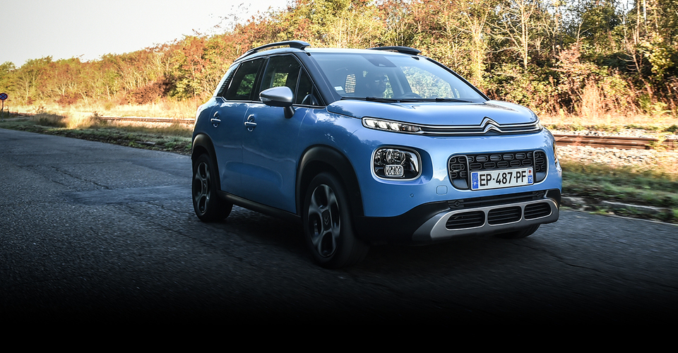 2019 citroen c3 aircross review caradvice. Black Bedroom Furniture Sets. Home Design Ideas