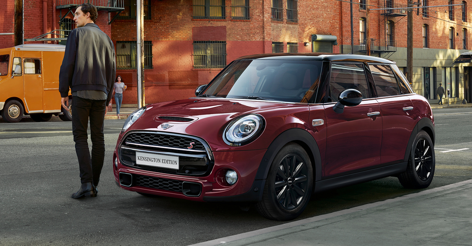 Mini Kensington Edition On Sale From 41 990 Drive Away
