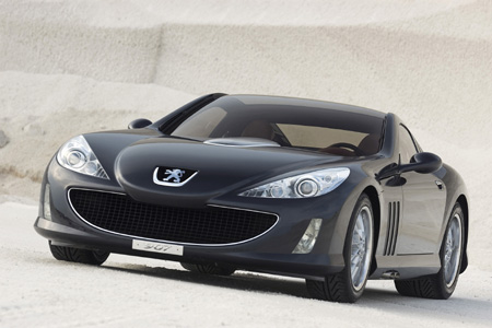 Superb Photos: Peugeot 907 Supercar