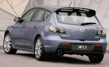 Mazda 3 MPS - photos | CarAdvice
