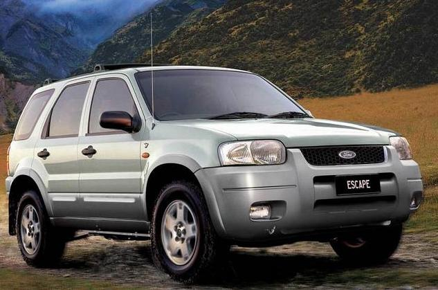 Ford Escape & Mazda Tribute ABS Recall - Photos