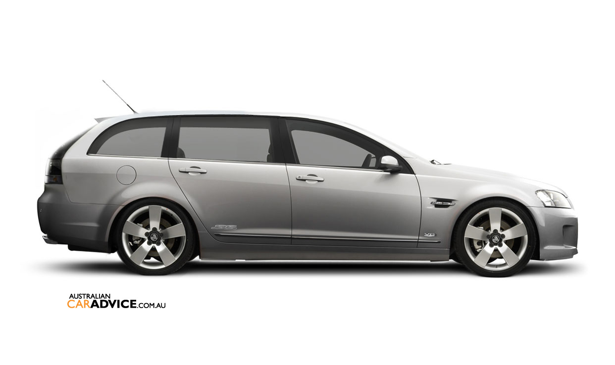 Holden VE Commodore Wagon & Coupe