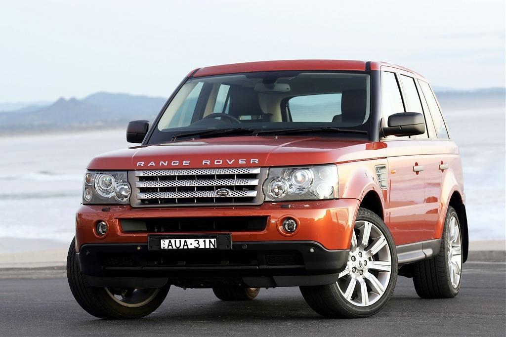 2007 range rover sport supercharged road test photos caradvice. Black Bedroom Furniture Sets. Home Design Ideas