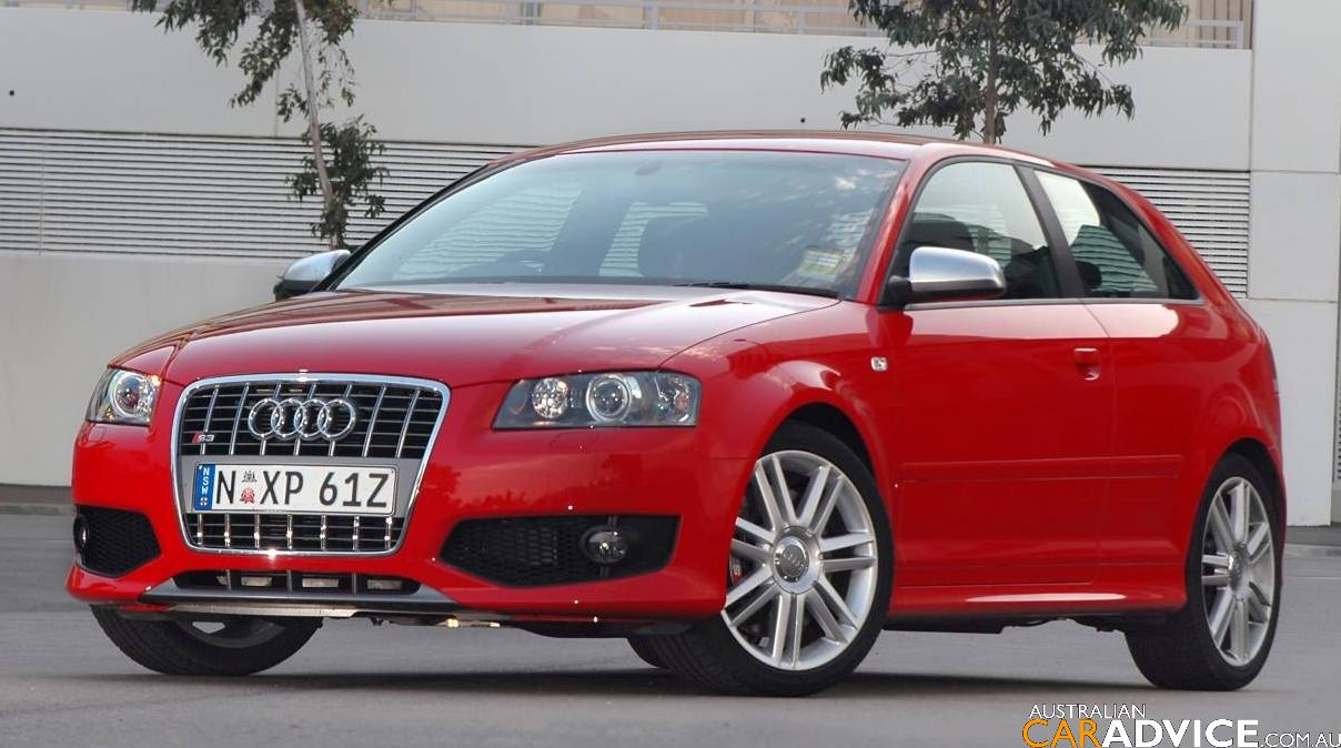 the new 2007 audi s3 photos caradvice. Black Bedroom Furniture Sets. Home Design Ideas