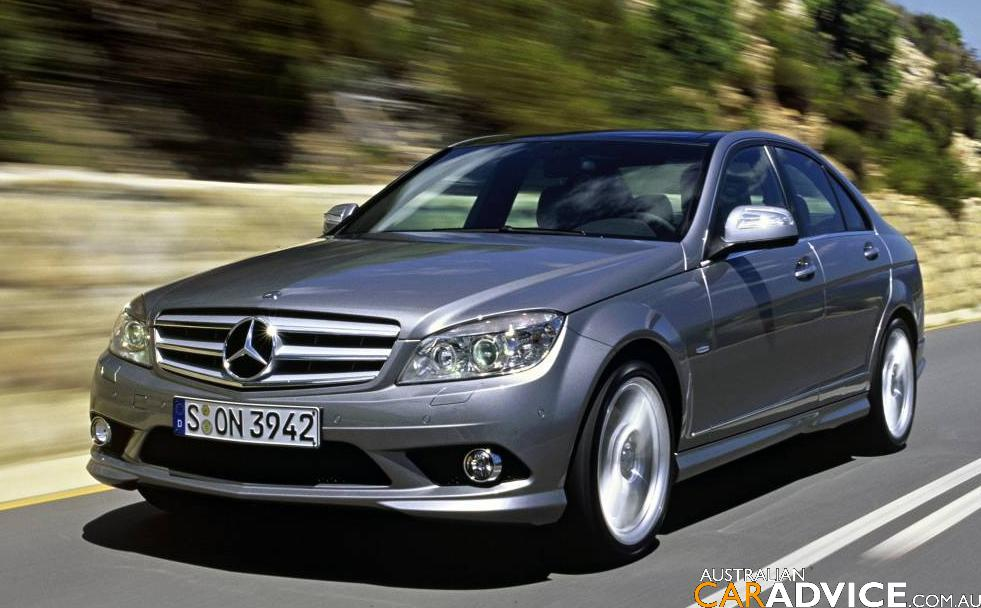 2007 mercedes benz c class photos caradvice. Black Bedroom Furniture Sets. Home Design Ideas