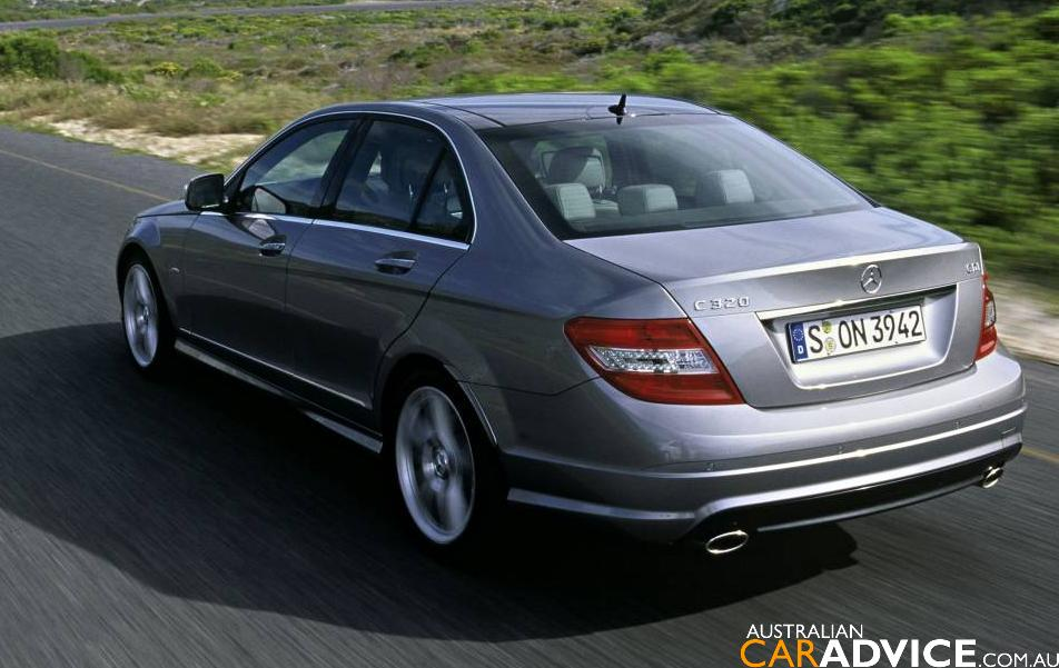 2007 mercedes benz c class photos caradvice for 2007 mercedes benz c350