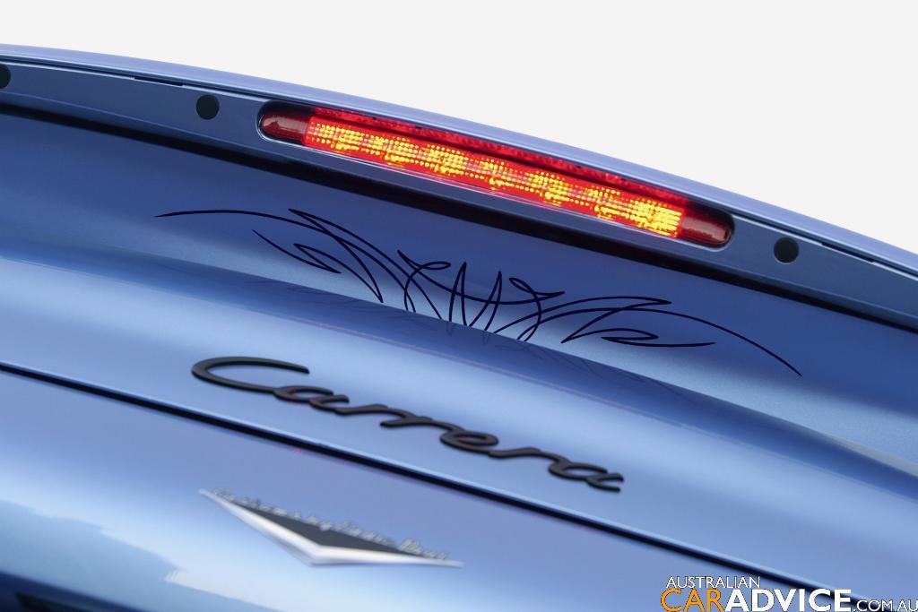 Porsche 911 Sally Carrera From Cars Comes To Australia