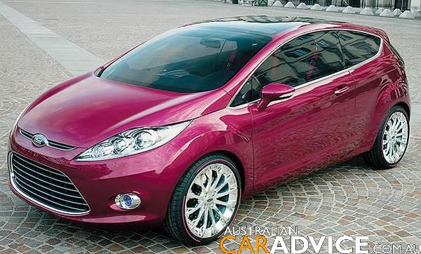 Ford Verve - Future Fiesta - photos | CarAdvice