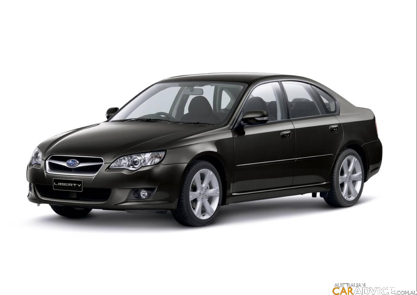 2008 subaru liberty and outback photos caradvice. Black Bedroom Furniture Sets. Home Design Ideas