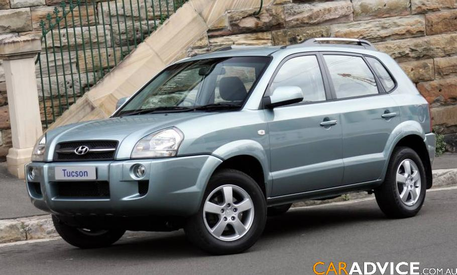 Build And Price Mitsubishi >> 2007 Hyundai Tucson City SX Road Test | CarAdvice