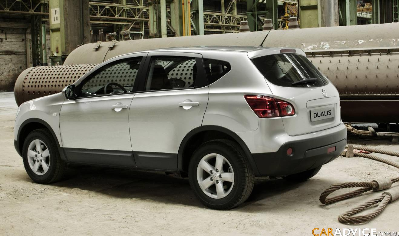 2008 Nissan Dualis Specifications Photos Caradvice