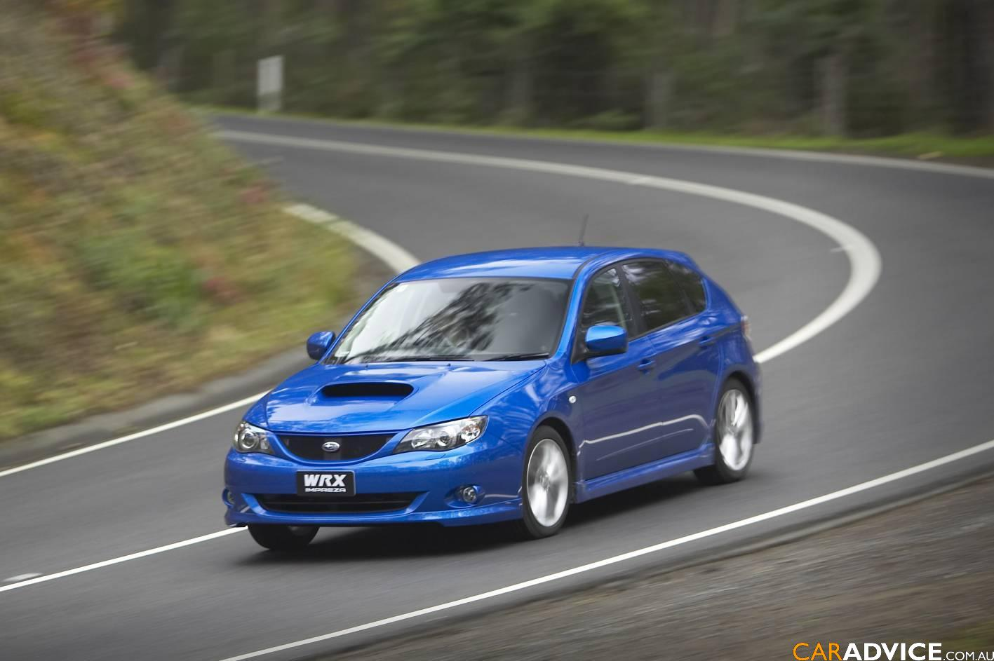 2008 subaru impreza wrx reader review photos caradvice. Black Bedroom Furniture Sets. Home Design Ideas