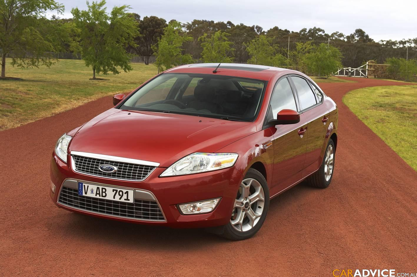 2008 ford mondeo details photos caradvice. Black Bedroom Furniture Sets. Home Design Ideas