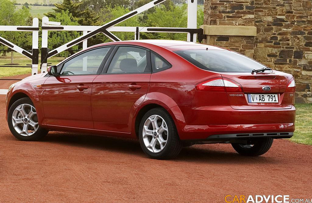 2008 Ford Mondeo Details - photos | CarAdvice