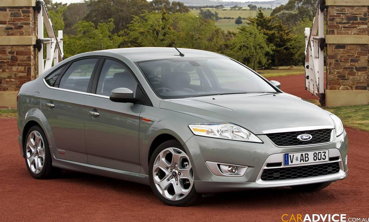 2008 Ford Mondeo Details Photos 1 Of 14