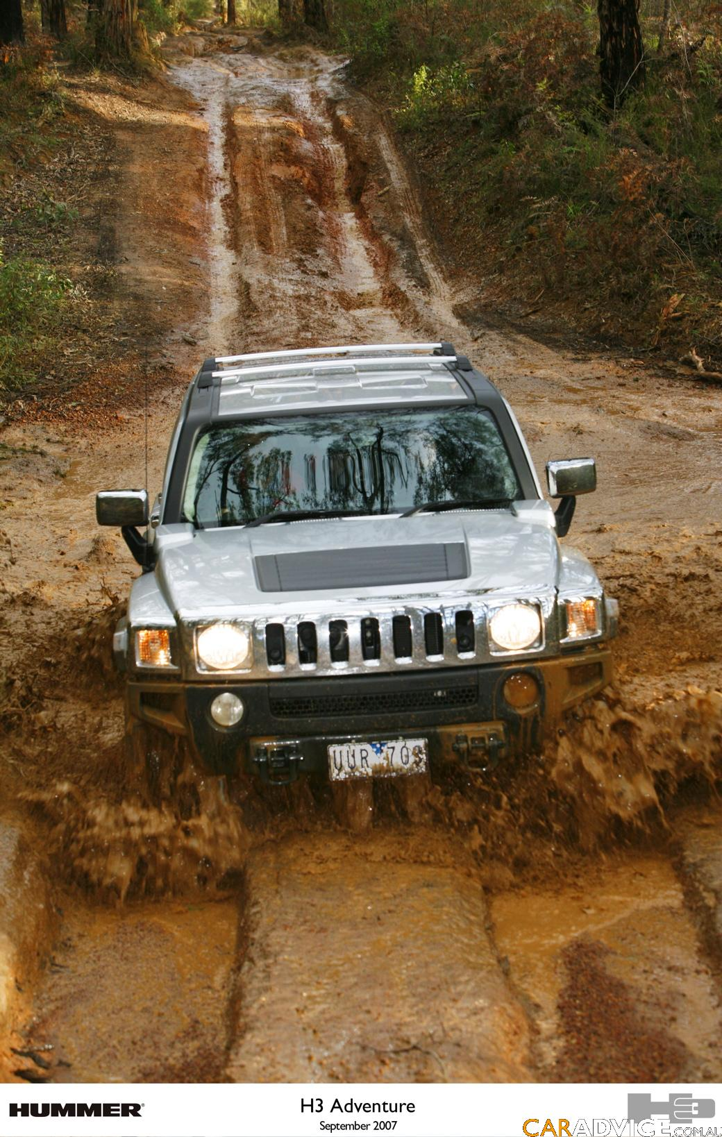 2007 Hummer H3 Review - photos | CarAdvice