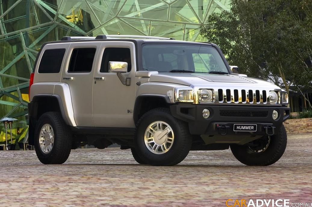 2007 hummer h3 review photos caradvice. Black Bedroom Furniture Sets. Home Design Ideas