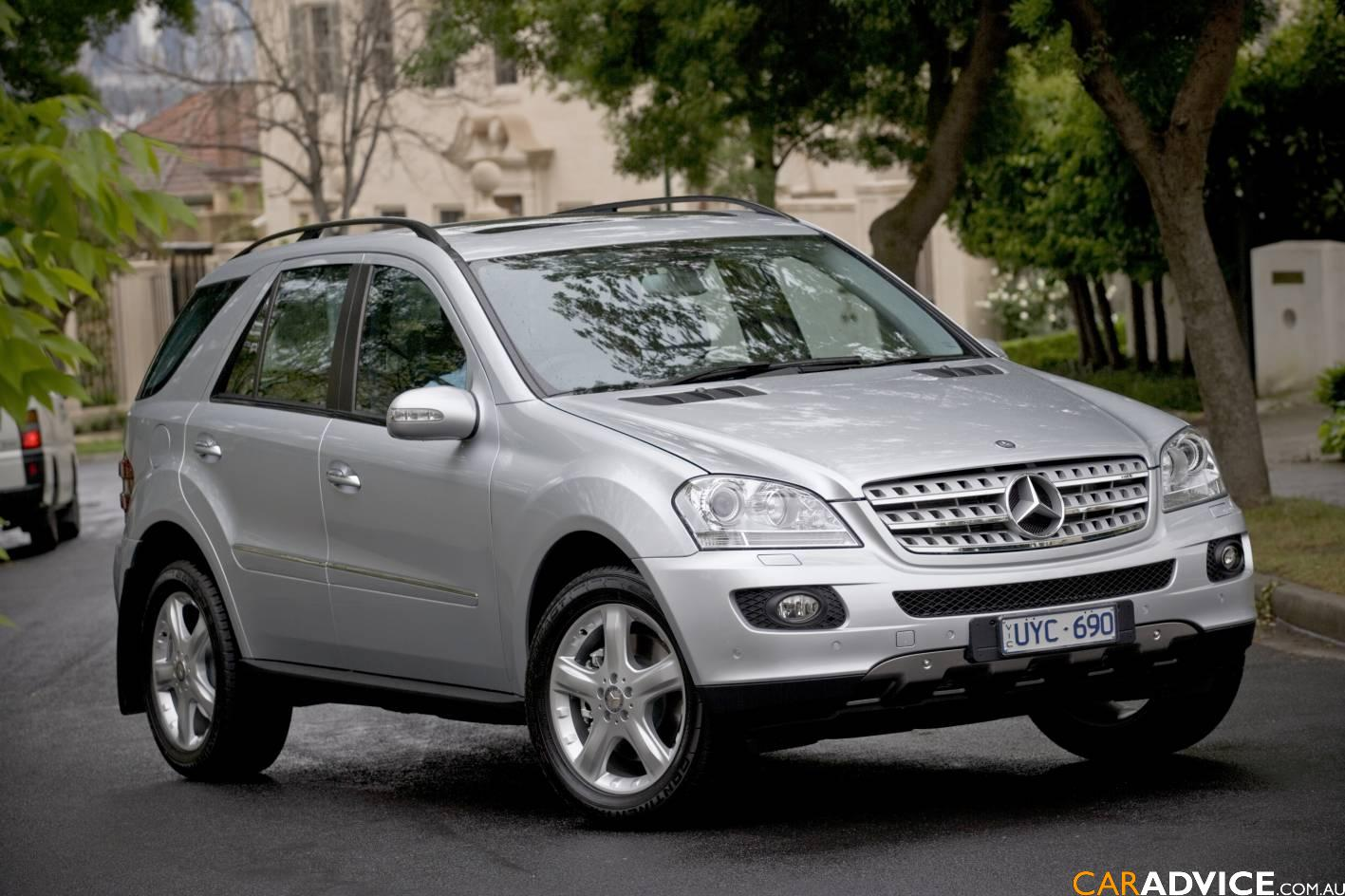 2008 mercedes benz ml 500 4matic photos 1 of 15. Black Bedroom Furniture Sets. Home Design Ideas