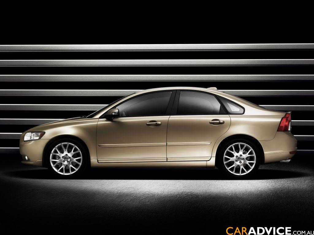 2008 Volvo S40 Amp V50 Update Photos Caradvice