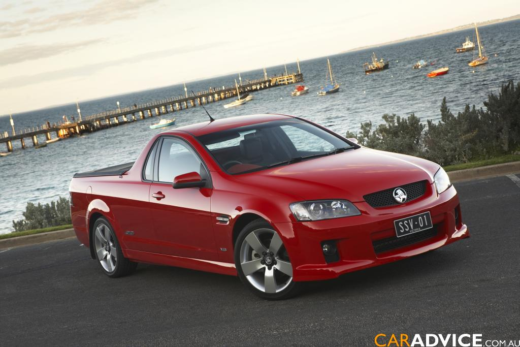 holden ve ss  ute review  caradvice