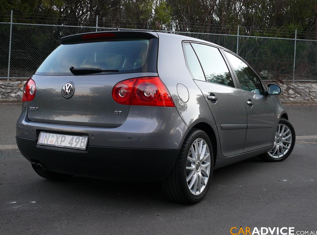 2008 volkswagen golf gt review caradvice. Black Bedroom Furniture Sets. Home Design Ideas