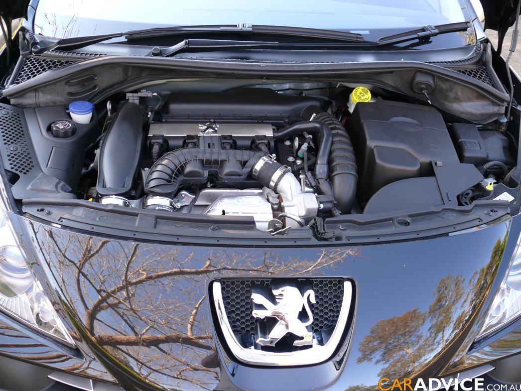 2007 Peugeot 207 GTi Review - photos | CarAdvice