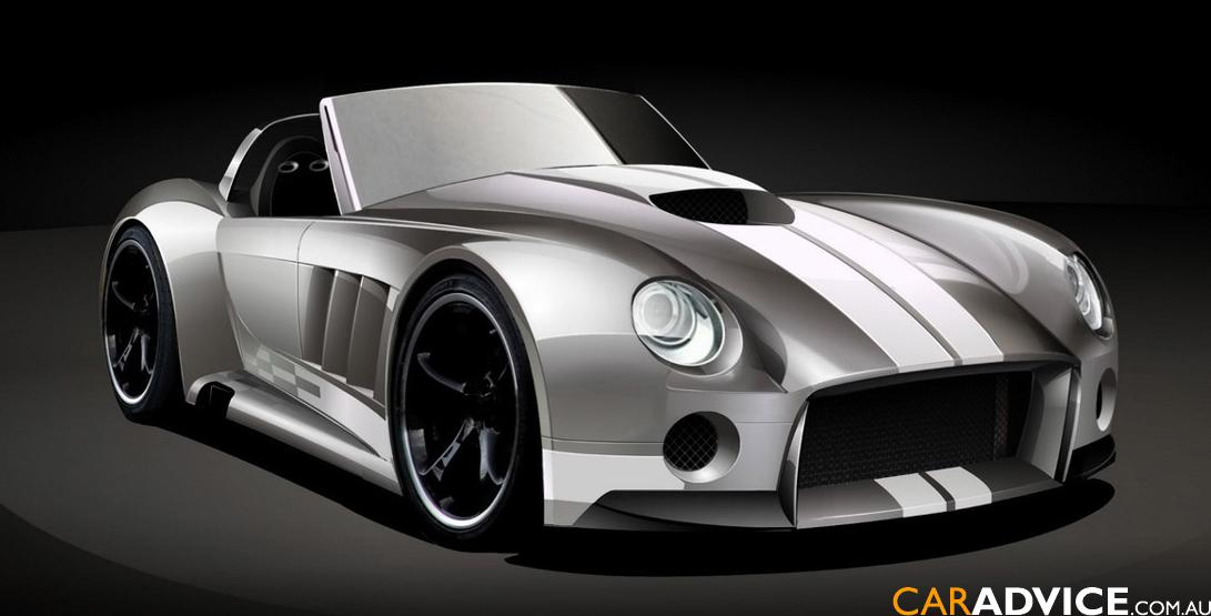 New-school AC Cobra sketches - Photos