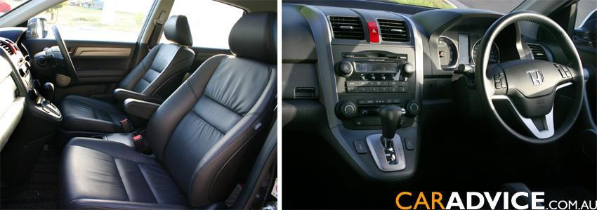 2008 Honda CR V Review