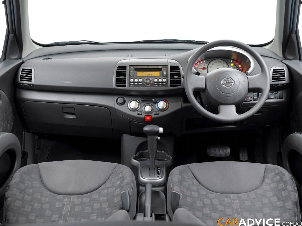 2008 Nissan Micra Photos