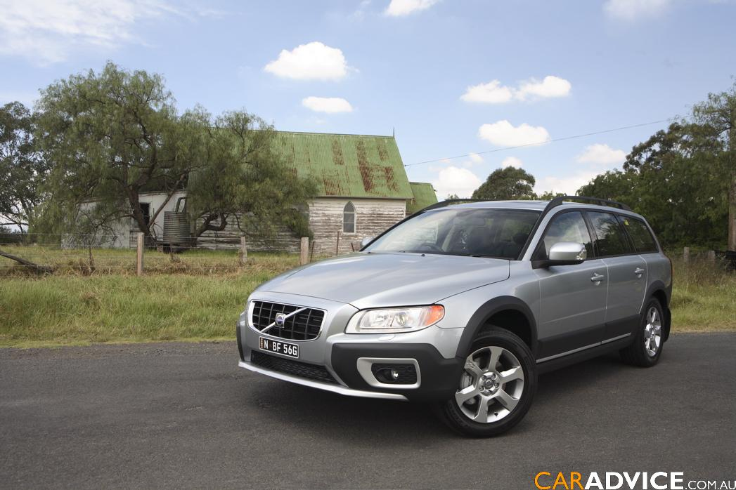 2008 Volvo XC70 review - photos | CarAdvice