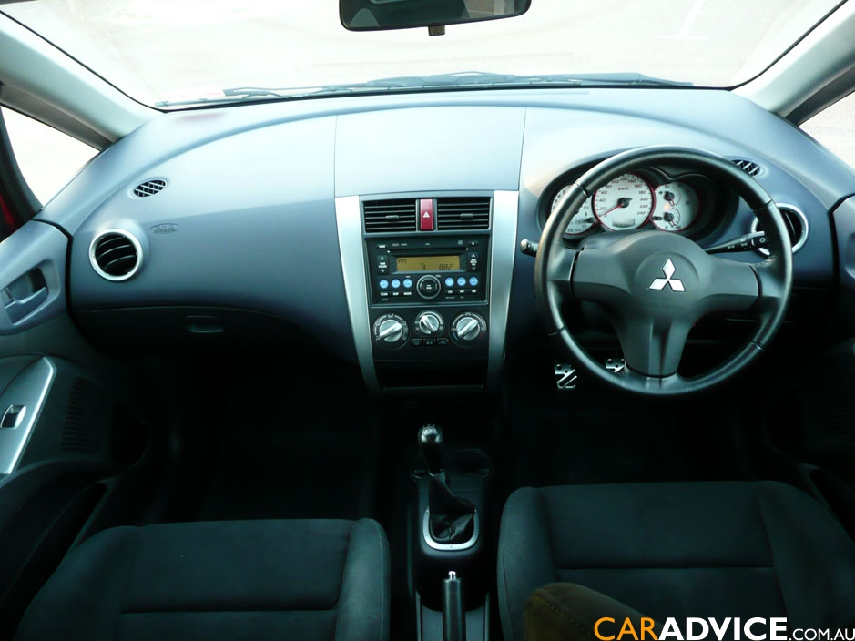 2008 Mitsubishi Colt Ralliart Review Photos Caradvice