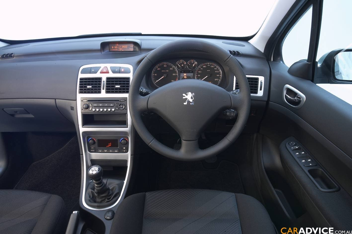 2007 Peugeot 307 Review Photos Caradvice