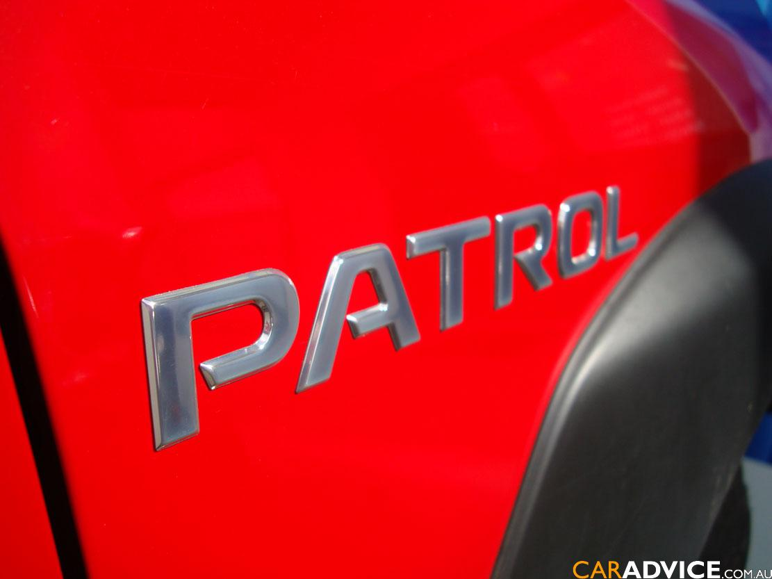 2008 Nissan Patrol Cab Chassis Review Photos Caradvice