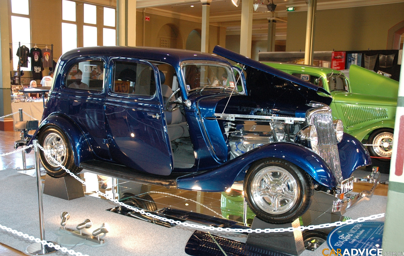 Efijy To Appear At Melbourne Hot Rod Show Photos Caradvice