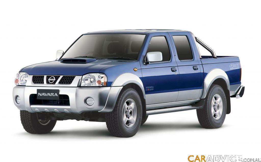 2008 Nissan Navara D22 Range Photos Caradvice