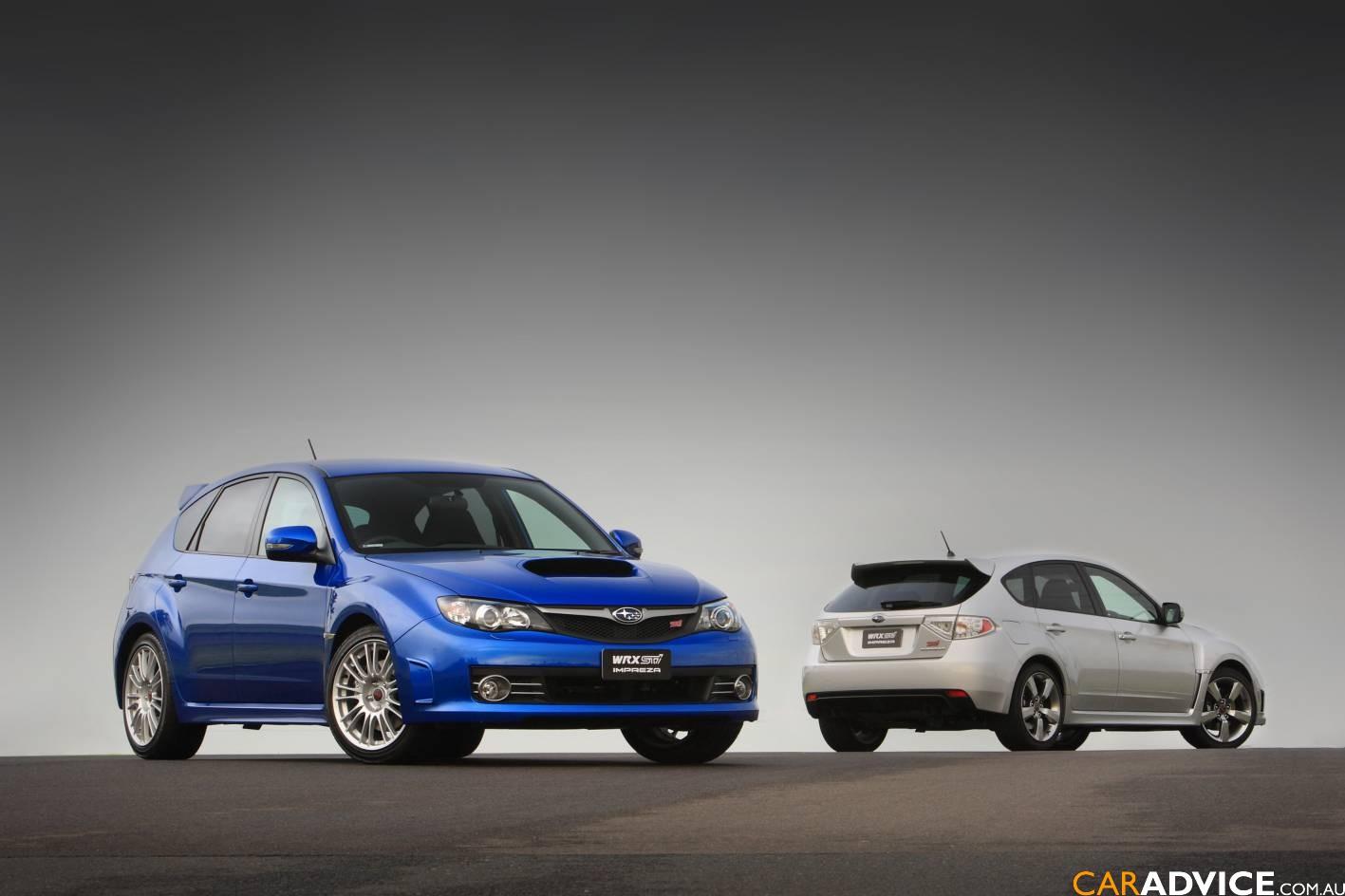 2008 Subaru Impreza WRX STi - photos | CarAdvice