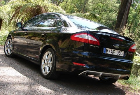 2008 ford mondeo xr5 review photos caradvice. Black Bedroom Furniture Sets. Home Design Ideas