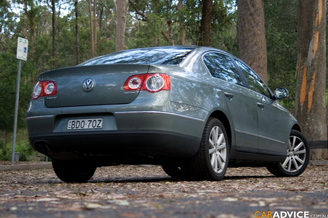 Ford Ranger 2017 >> 2008 Volkswagen Passat review | CarAdvice