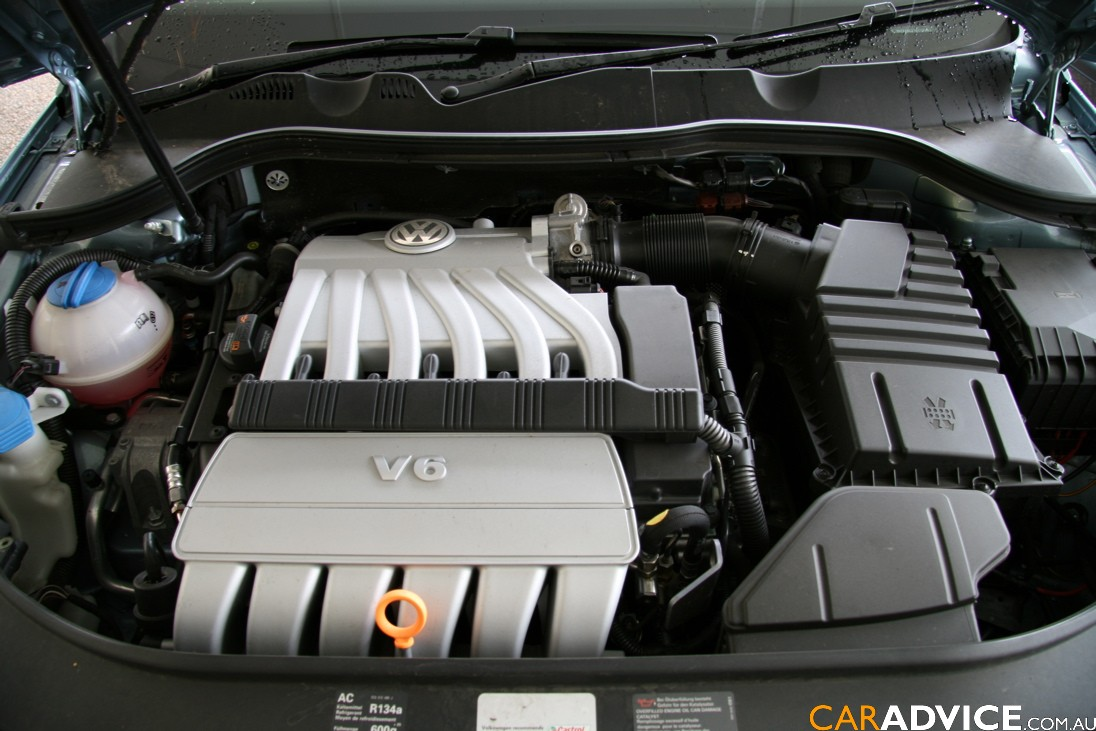 2008 Volkswagen Passat V6 4motion Review Caradvice