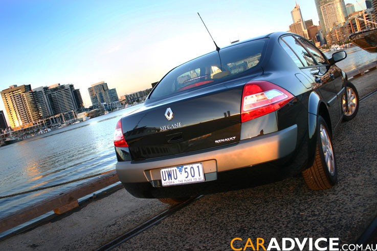 Renault megane 2008 sedan review