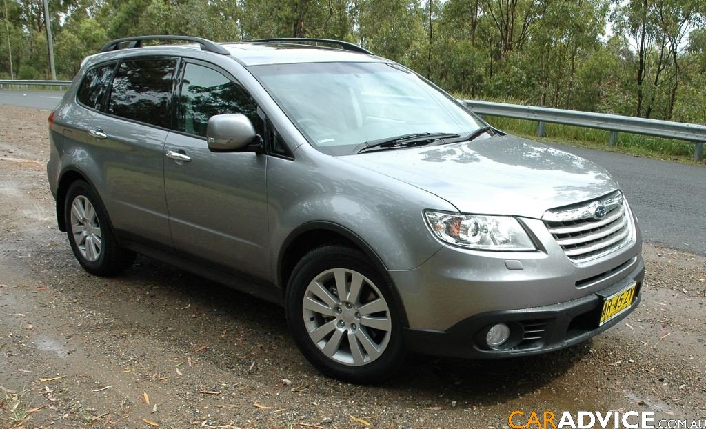 2008 Subaru Tribeca Review Caradvice